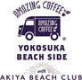 AMAZING COFFEE YOKOSUKA BEACH SIDE with AKIYA BEACH CLUB